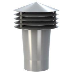 Wywietrznik grawitacyjny Wirplast K1101 fi 110 mm szary