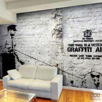 Fototapety, Fototapeta Banksy - Graffiti Area h-A-0042-a-a