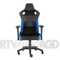 Fotele dla graczy, Corsair T1 Race 2018 (czarno-niebieski)