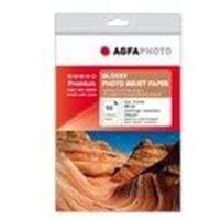 Papiery fotograficzne, AgfaPhoto Photo Glossy 50 arkuszy 210g A4 (AP21050A4) Darmowy odbiór w 21 miastach!