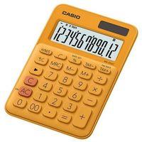 Kalkulatory, Kalkulator CASIO MS-20UC-RG-S Pomarańczowy