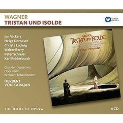 WAGNER: TRISTAN UND ISOLDE - Herbert von Karajan (Płyta CD)