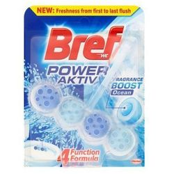 BREF 50g Power active Ocean Breeze zawieszka do muszli WC