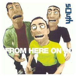 From Here On In (CD) - South DARMOWA DOSTAWA KIOSK RUCHU