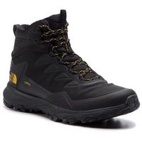 Trekking, Trekkingi THE NORTH FACE - Ultra Fastpack III Mid Gtx GORE-TEX T939IQ5HE Tnf Black/Amber