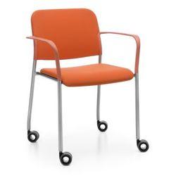 PROFIm Krzesło konferencyjne Zoo 500HC tapicerowane