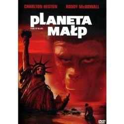 Planeta małp (DVD) - Franklin J. Schaffner DARMOWA DOSTAWA KIOSK RUCHU