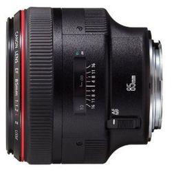 Canon EF 85 mm f1.2 L II USM