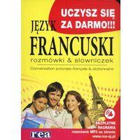 Książki do nauki języka, Język Francuski. Rozmówki & Słowniczek (opr. miękka)