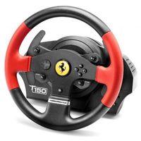 Kierownice do gier, Kierownica Thrustmaster T150 Edycja Ferrari PS4/PS3/PC (4160630) Szybka dostawa! Darmowy odbiór w 20 miastach!