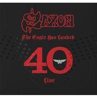 Pozostała muzyka rozrywkowa, THE EAGLE HAS LANDED 40 (LIVE) - Saxon (Płyta CD)