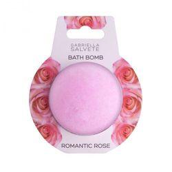 Gabriella Salvete Bath Bomb Romantic Rose pianka do kąpieli 100 g dla kobiet