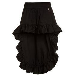 Patrizia Pepe SKIRT Długa spódnica black
