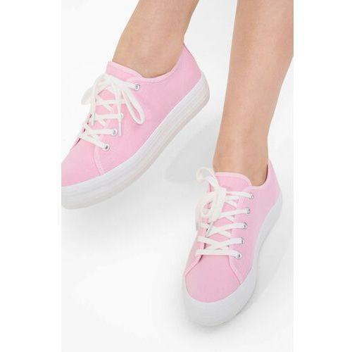 Damskie obuwie sportowe, Buty sportowe na grubej podeszwie