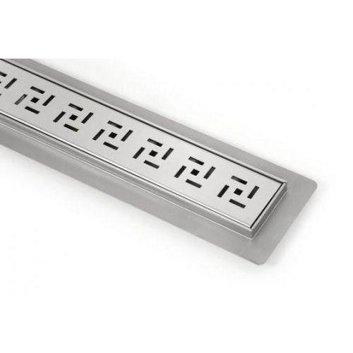 Odpływ liniowy tivano premium 70 cm ti700pp marki Wiper