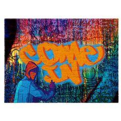 """Wycieraczka """"Graffiti"""" bonprix kolorowy"""