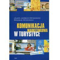 Biblioteka biznesu, Komunikacja marketingowa w turystyce (opr. miękka)