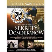 Pozostałe filmy, Ludzie Boga. Sekrety dominikanów DVD + książka