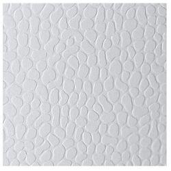Papier ozdobny (wizytówkowy) Galeria Papieru mozaika biel A4 230g