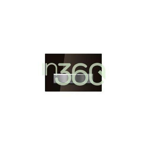 Geberit sigma50 przycisk uruchamiający przedni szkło dymione 115.788.sd.5