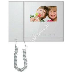 """ABB Monitor kolorowy 4,3"""" ze słuchawką (M22302-W) M22302-W - Autoryzowany partner ABB, Automatyczne rabaty."""