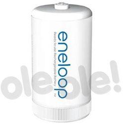 Panasonic Adapter Eneloop AA do R20 (BQ-BS1E/2E) - produkt w magazynie - szybka wysyłka!