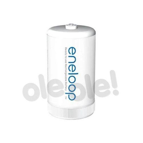 Akumulatorki, Panasonic Adapter Eneloop AA do R20 (BQ-BS1E/2E) - produkt w magazynie - szybka wysyłka!