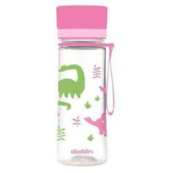 Butelka na napoje Aveo Kids Pink Aladdin