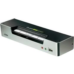 ATEN CS1794 4-Port HDMI USB 2.0 KVMP Switch, 4x HDMI Cables, 2-port Hub,HD Audio