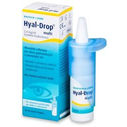 Krople do oczu Hyal-Drop Multi 10 ml