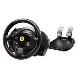 Kierownica Thrustmaster T300 RS FERRARI GTE dla PS3, PS4 i PC (4160609) Czarny