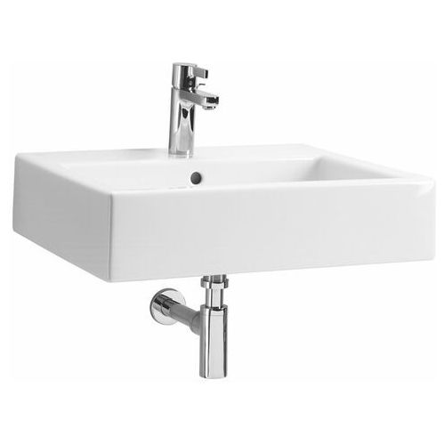Umywalki, Umywalka z misą prostokątną 60 cm Koło Twins L51160