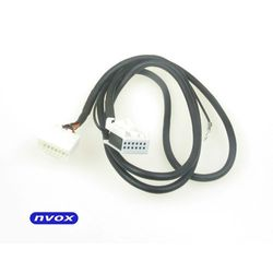 NVOX CAB1080A VW 12PIN Kabel do zmieniarki cyfrowej emulatora MP3 USB SD VW AUDI 12PIN