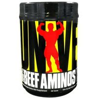 Aminokwasy, Universal Nutrition 100% Beef Aminos 400 tab