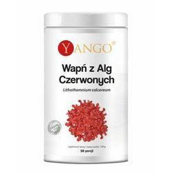 Yango, Wapń z Alg Czerwonych, 100g