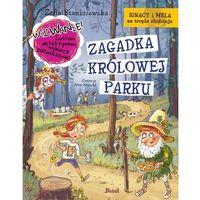 Książki dla dzieci, ZAGADKA KRÓLOWEJ PARKU IGNACY I MELA NA TROPIE ZŁODZIEJA - Zofia Staniszewska (opr. twarda)