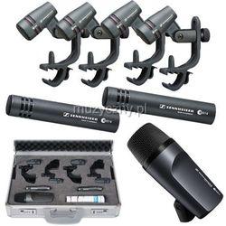 Sennheiser e-600 zestaw mikrofonów do perkusji Płacąc przelewem przesyłka gratis!