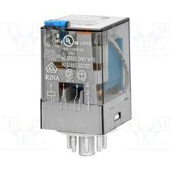 Przekaźnik prądowy 2CO 10A 0,9A DC Finder 60.12.4.092.0040