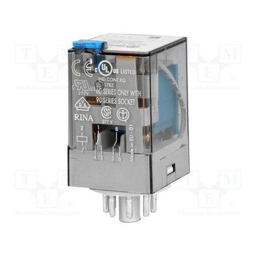 Przekaźniki, Przekaźnik 2CO 10A 110V DC Finder 60.12.9.110.0040