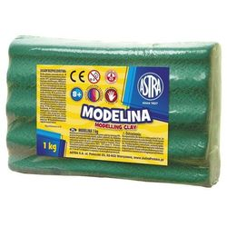 Modelina ASTRA 1kg. - zielona