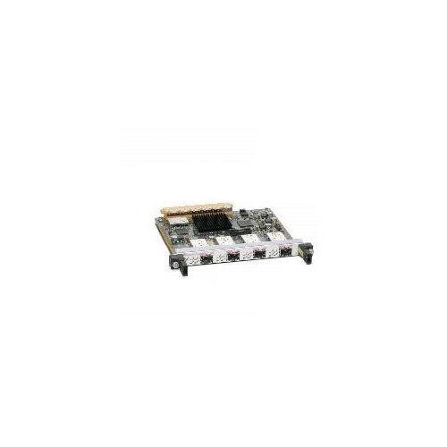 Pozostały sprzęt sieciowy, SPA-4XOC48POS/RPR 4-port OC48/STM16 POS/RPR Shared Port Adapters