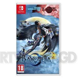 Gra Nintendo Switch Bayonetta 2 + Bayonetta 1 (do pobrania)