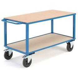 Wózek warsztatowy wymiary: 830x700x1400 mm z hamulcem