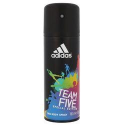 Adidas Team Five Special Edition dezodorant 150 ml dla mężczyzn