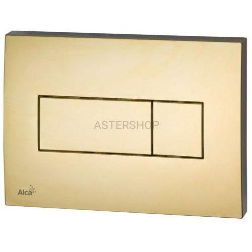 Przycisk spłuczki podtynkowej,złoty M375, M375
