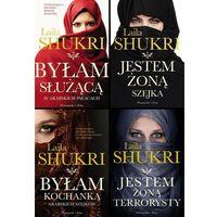 Literatura kobieca, obyczajowa, romanse, Byłam służącą w arabskich pałacach (opr. miękka)
