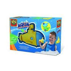 Zabawka do kąpieli:Łódź podwodna do kąpieli z kolorowym śladem. Darmowy odbiór w niemal 100 księgarniach!