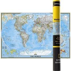 Mapa Ścienna Polityczna Świat 1:37 213 000