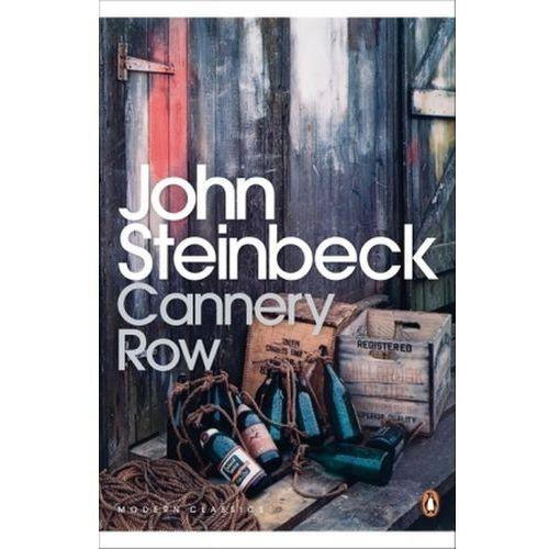 Książki do nauki języka, Cannery Row (opr. miękka)