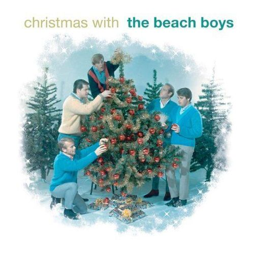 Muzyka religijna, The Beach Boys - CHRISTMAS WITH THE BEACH BOYS